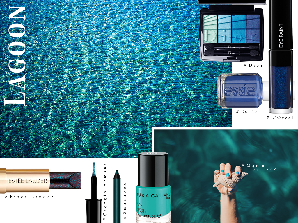 Beauty Special: Make-Up Trend LAGOON - TheCurvyMagazine