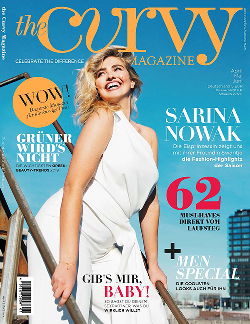 Magazin April Cover
